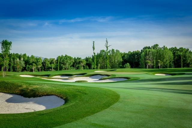 Golf la moraleja mejor campo de espa a para deporte for Club social la moraleja